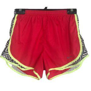 Nike Dri Fit Zebra Side Print Running Shorts